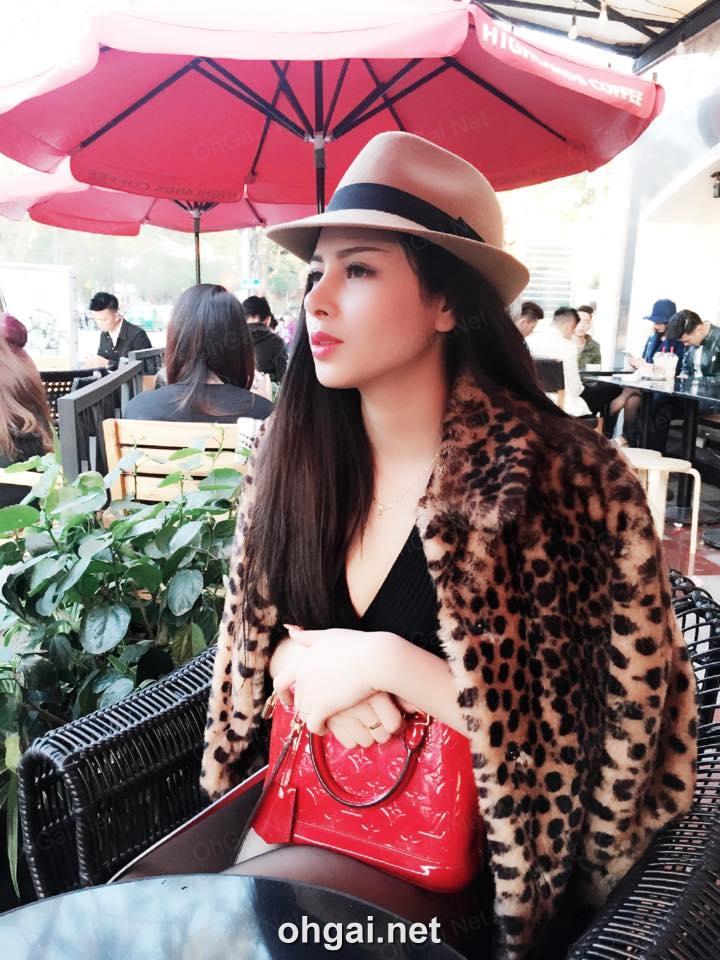 Facebook gái xinh người mẫu ảnh: Nguyễn Mỹ Huyền