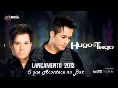 Download – CD Hugo e Tiago – O Que Acontece No Bar (2014)