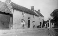 The George and Dragon Mrs Warner Proprietress circa 1933
