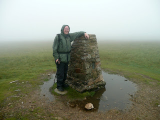 Ian at Loadpot Hill