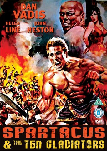 Spartacus and the Ten Gladiators (1964)