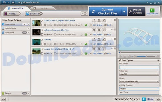 Any Video Converter 5.8.0
