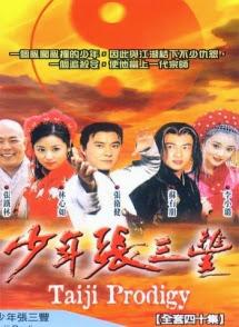 Thời Niên Thiếu Trương Tam Phong