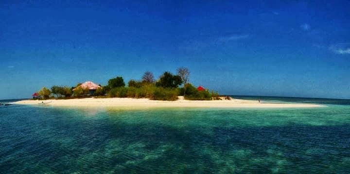 pulau gusung toraja polewali mandar