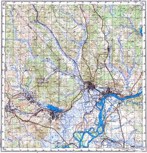Уменьшенное изображение Карта 100k--m52-080