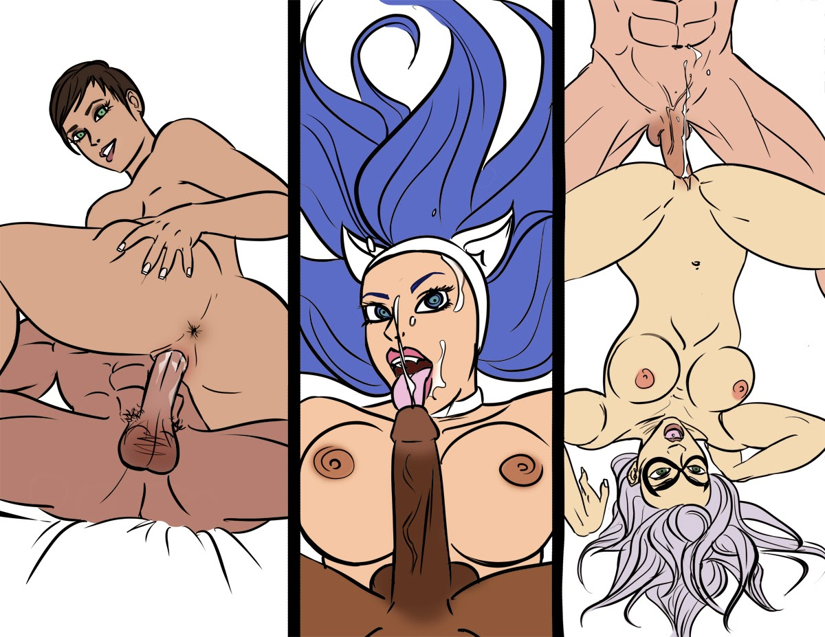 Hentai catwoman and human male sex softcore gallery