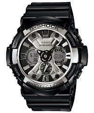 Casio G-Shock : GMA-S110GD-4A1