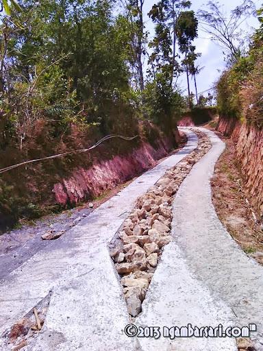 Jalan Ngambarkulon Selatan Rumah Lik Soiran