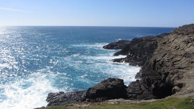 A stretch of coast near Cape Bridgewater, Victoria.