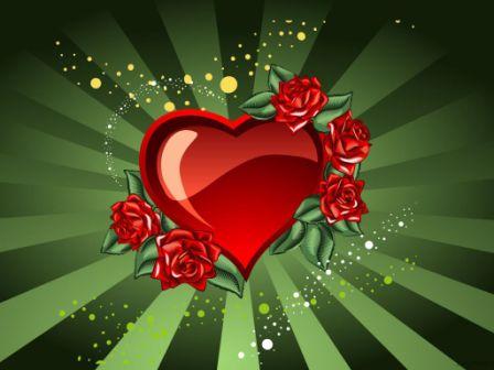fotos de corazón de amor
