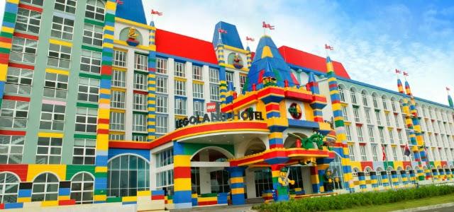 Legoland Malaysia Hotel 馬來西亞樂高樂園酒店