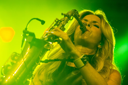 Jazz Rally 2013 - Candy Dulfer #2