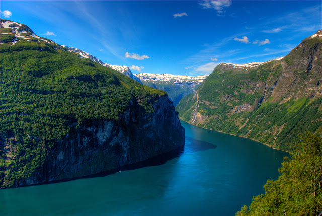 Geirangerfjord Seen On www.coolpicturegallery.us