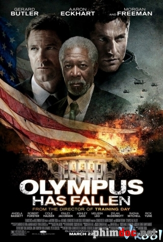 Nh Trng Tht Th - Olympus Has Fallen