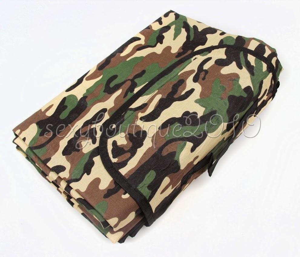 Camouflage Picnicware Rug Pad Camping Picnic Waterproof
