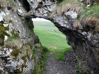 A walk through cave!!