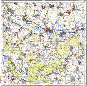 Map 100k--m35-137--(1978)