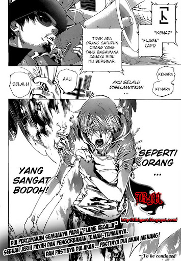 Air Gear 317 online manga page 19
