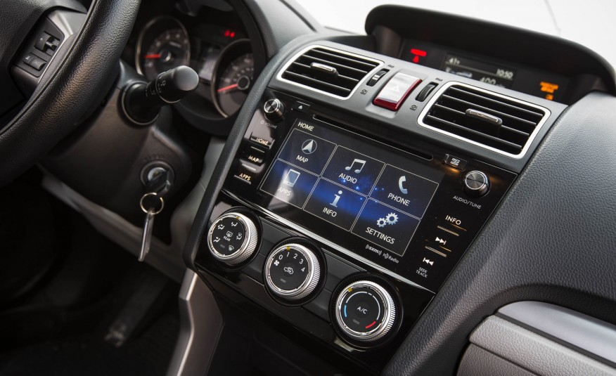 Subaru Forester 2016 là một chiếc xe thông minh, tuy nhiên không có quá nhiều thay đổi so với đời trước