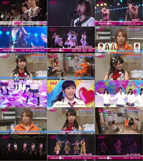 (TV-Variety)(720p) (AKB48G) AKB48 SHOW! ep11 131213 (Download)
