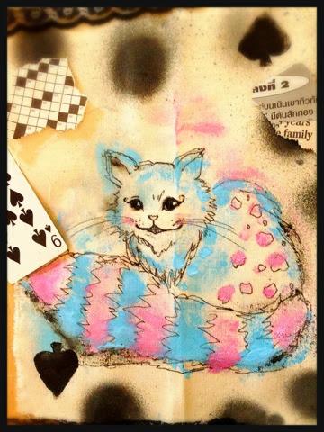チェシャ猫の画像 p1_12