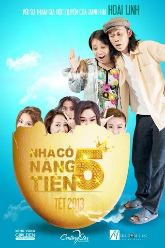Nhà Có 5 Nàng Tiên - Phim Tết (2012)