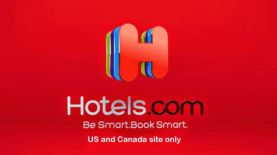 Hotels.com最新9折【訂房優惠碼】,美國及加拿大網站適用,有效期至12月22日