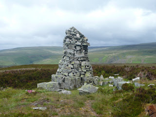 Kisdon Summit Cairn