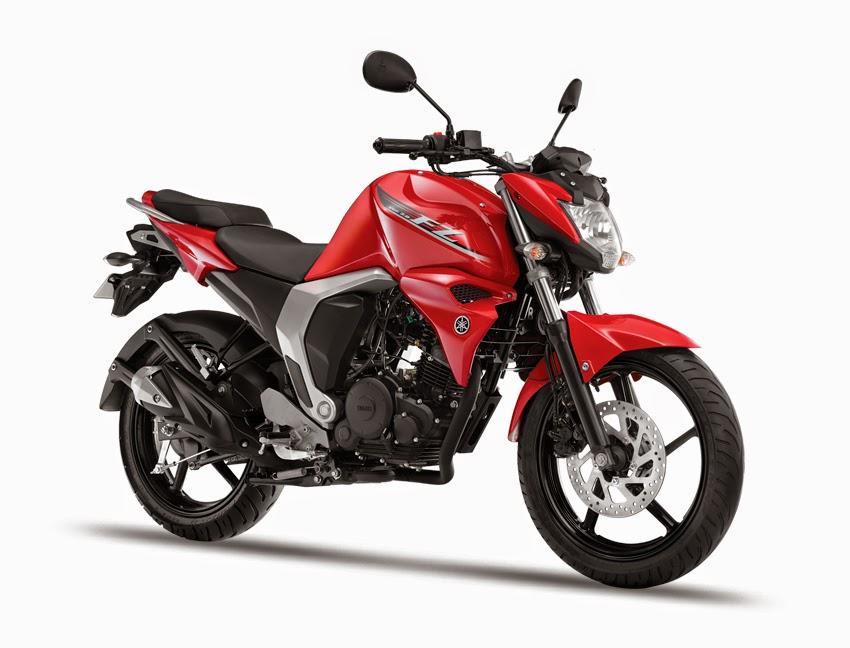 Yamaha FZ FI Version 2.0