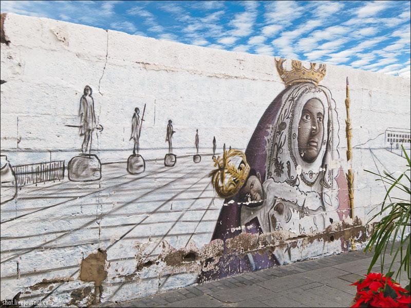 Тенерифе, Ла-Канделария, Богоматерь Канделария; Tenerife, La Candelaria, Virgen de Candelaria, Patrona de Canarias