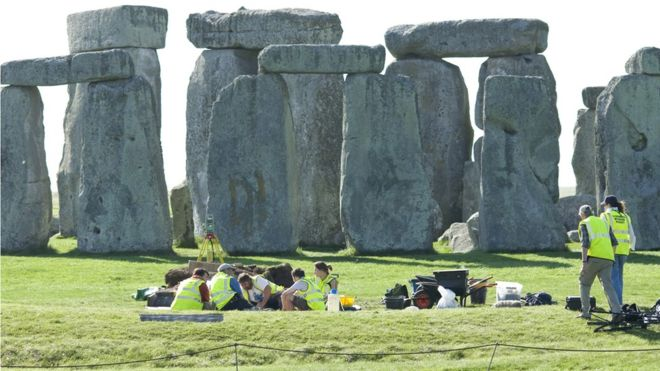 UK: Stonehenge burials show gender equality