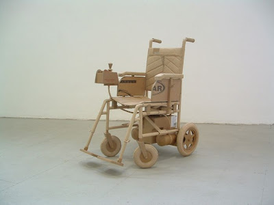 Cardboard Sculptures Seen On www.coolpicturegallery.us