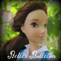 Belle's Bulletins: My Life as a Disney Doll