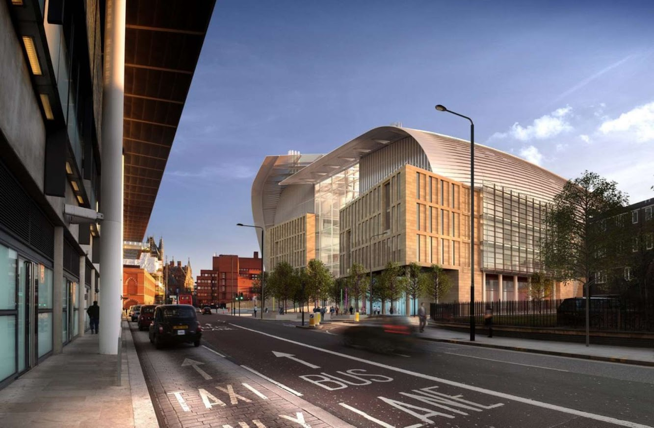 The Francis Crick Institute by HOK