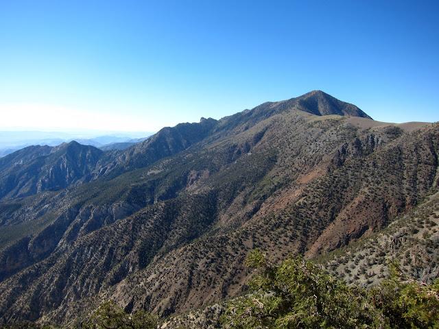 Telescope Peak 11,049 Feet