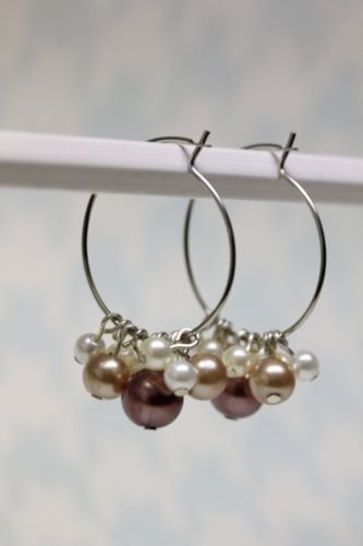 Watch DIY Grapevine Cluster Earrings video