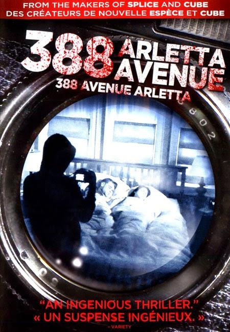 Filme Poster Avenida do Terror, 388 DVDRip XviD & RMVB Legendado