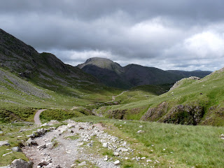 Path to Sprinkling Tarn