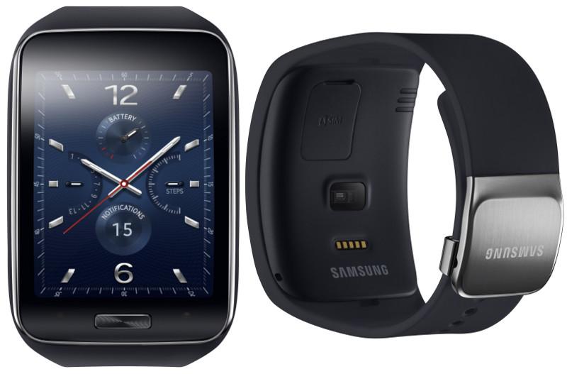 Samsung Gear S - Spesifikasi Lengkap