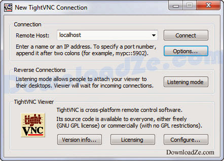 TightVNC 2.7.10 (32/64 bit)