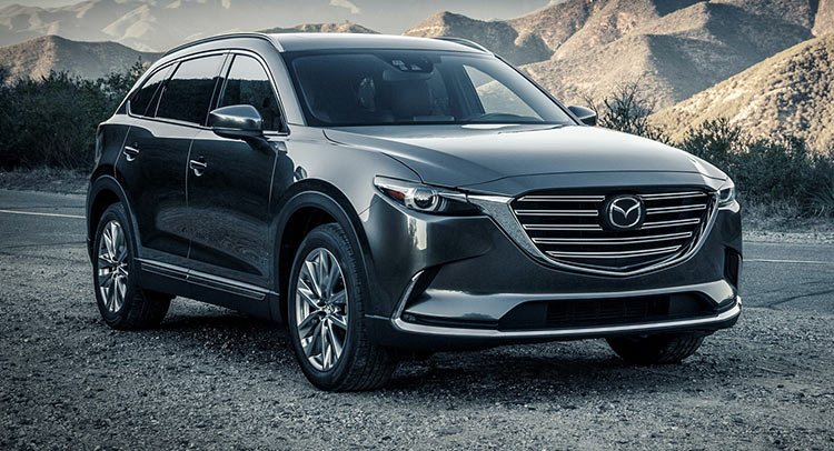 2017 Mazda CX-9 Redesign Exterior and Interior Price Release Date Car Review Specs