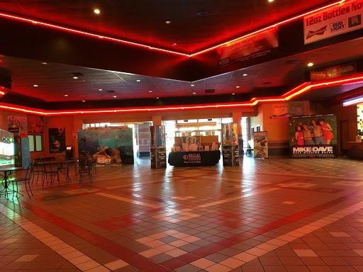 Regal movie theater in virginina