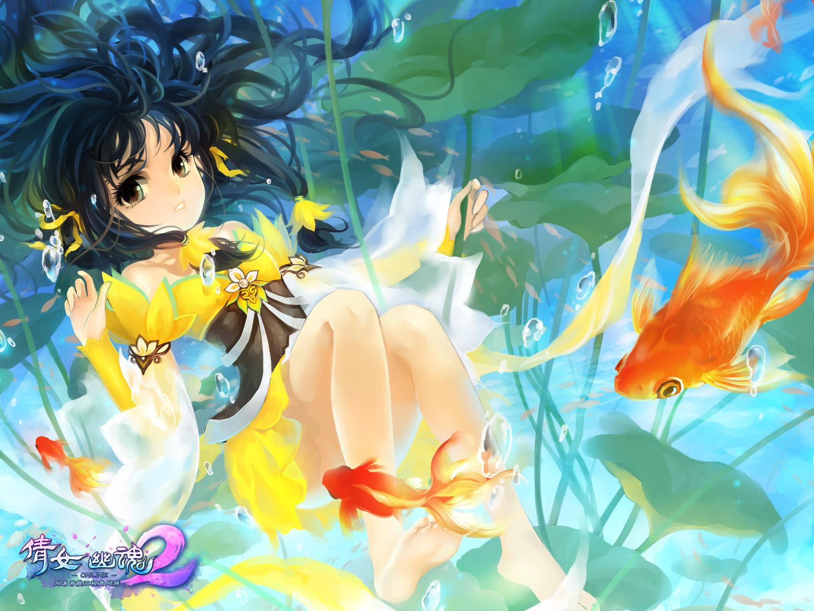 Ngắm loạt hình nền ma mị của Thiện Nữ U Hồn 2