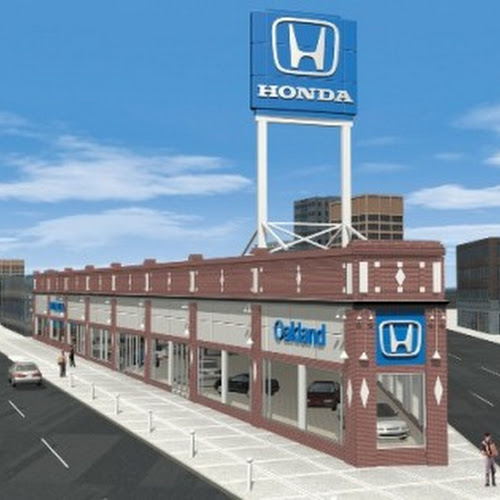Honda Oakland images, pictures