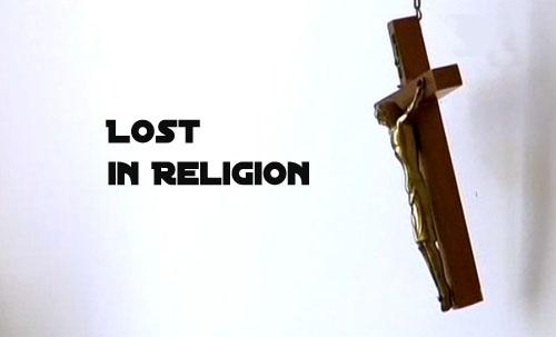 Zagubiony w religii / Lost in Religion (2010) PL.TVRip.XviD / Lektor PL