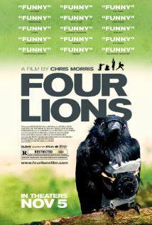 4 Con Sư Tử - Four Lions