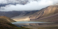 Chandrataal Lake, Himachal Pradesh, Spiti, India http://Indiafoodtour.com