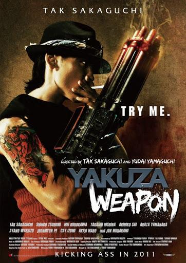 Vũ Khí Tối Thượng | Yakuza Weapon