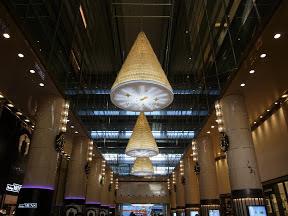 有楽町マリオンのクリスマスイルミネーション2012