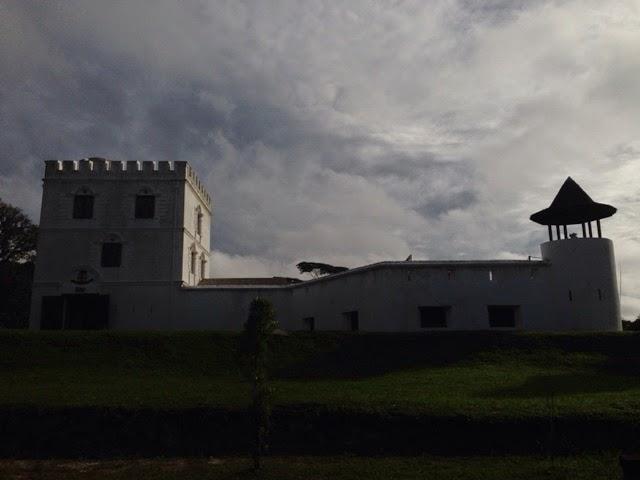 Fort Margharita, Kuching Sarawak